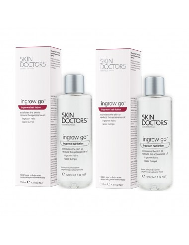 Skin Doctors  Pack Duo Ingrow Go